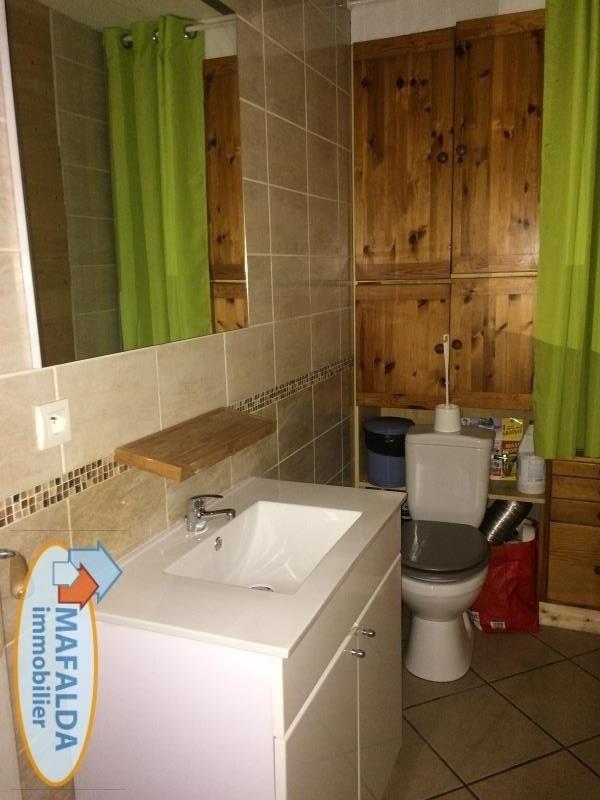 Rental apartment Mont saxonnex 599€ CC - Picture 6