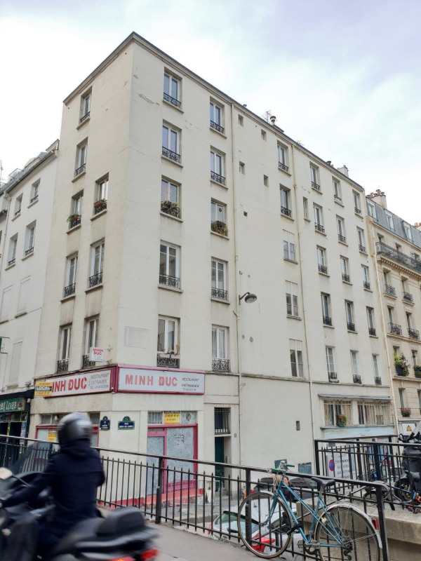 Vente appartement Paris 5ème 822 825€ - Photo 1