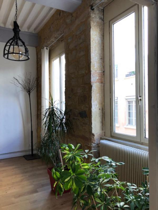 Venta  apartamento Lyon 1er 398000€ - Fotografía 4