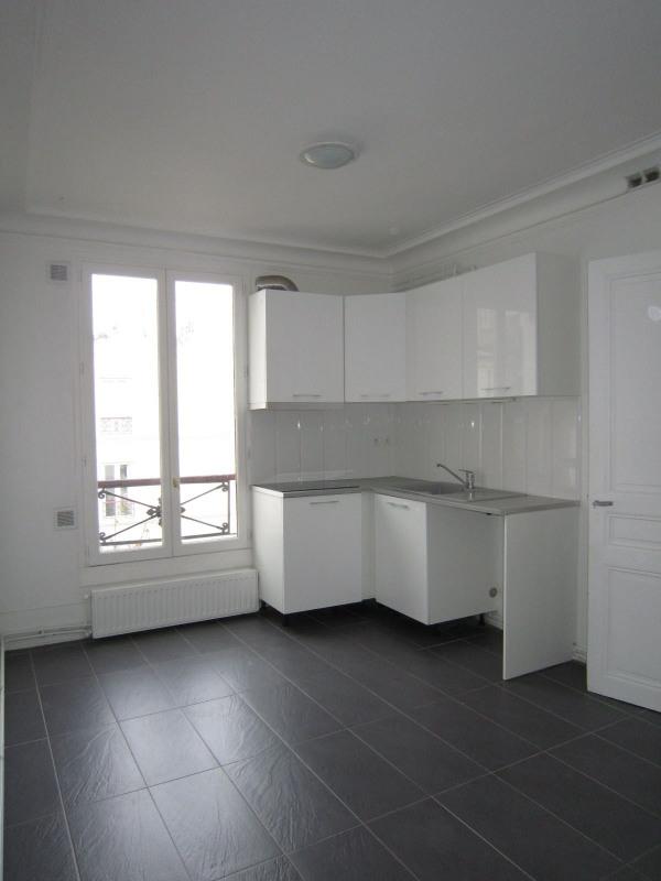 Rental apartment Paris 17ème 1448€ CC - Picture 6