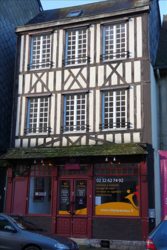 Investment property building Conches en ouche 127000€ - Picture 1