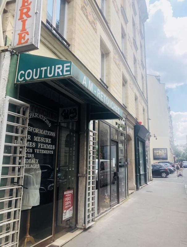 Verkoop  winkel Paris 14ème 72000€ - Foto 1