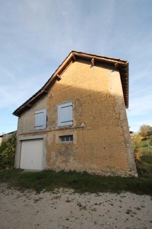 Vente maison / villa Les abrets 69000€ - Photo 2