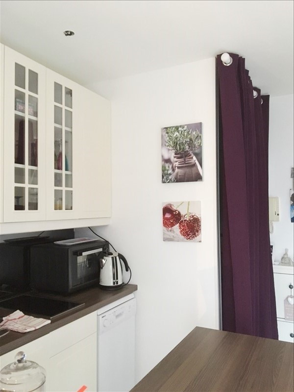 Vente appartement Saint-rémy-l'honoré 109 000€ - Photo 2