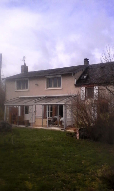 Sale house / villa Le noyer 108 000€ - Picture 1
