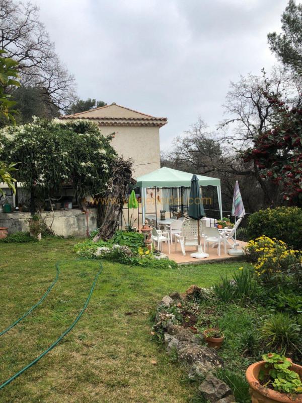 Verkauf auf rentenbasis wohnung La turbie 280000€ - Fotografie 1