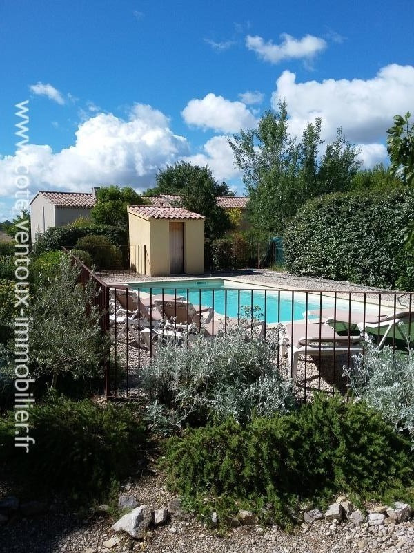 Vente maison / villa Beaumes de venise 380 000€ - Photo 4