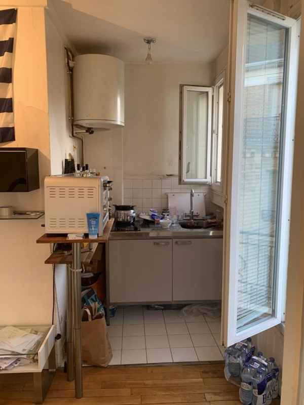 Sale apartment Paris 17ème 257000€ - Picture 6