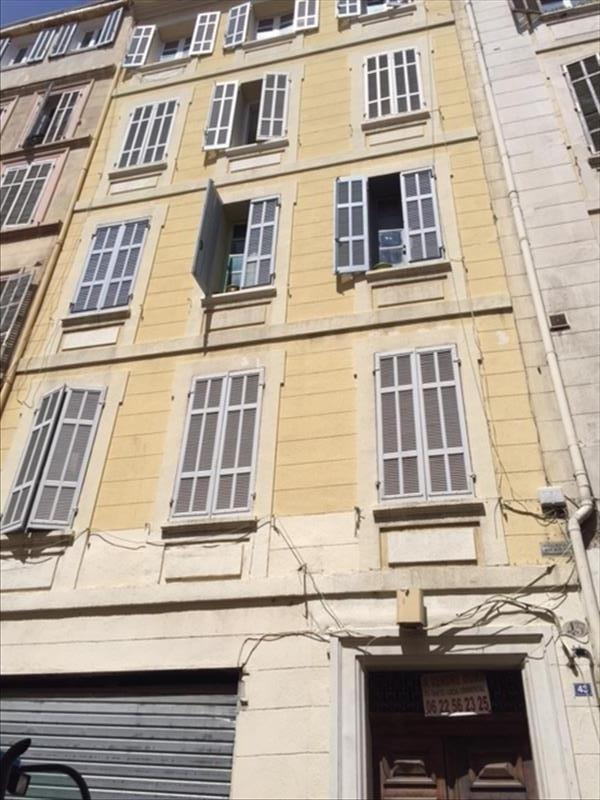 Vente appartement Marseille 1er 88000€ - Photo 1