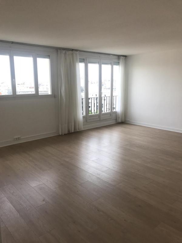 Rental apartment Boulogne-billancourt 1586€ CC - Picture 2