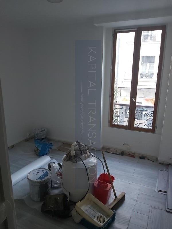 Sale apartment Paris 17ème 160000€ - Picture 2