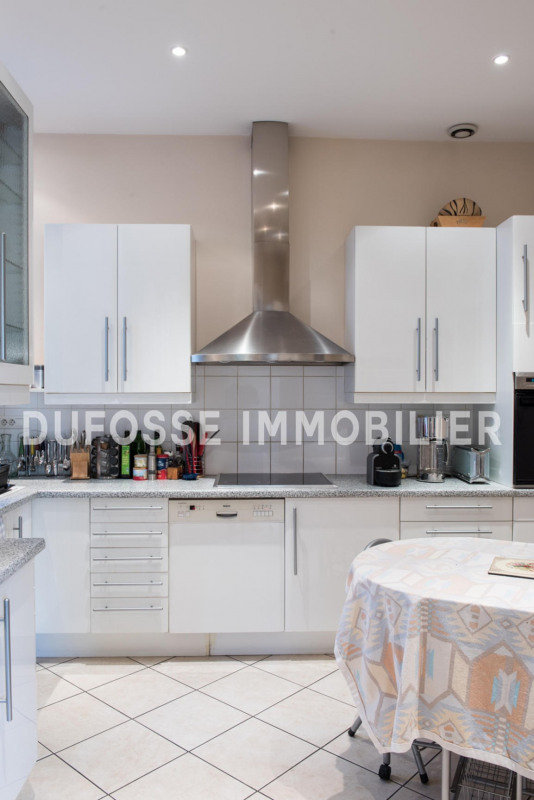 Vente de prestige appartement Lyon 6ème 1249000€ - Photo 10