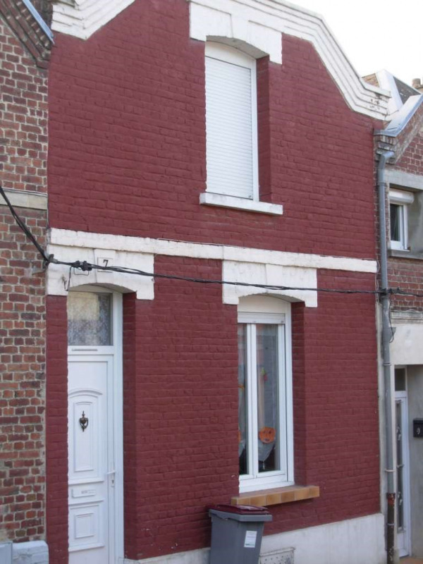 Location maison / villa Saint quentin 574€ CC - Photo 1
