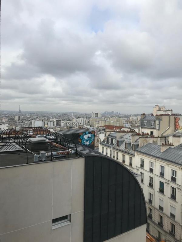 Vente appartement Paris 20ème 312000€ - Photo 1