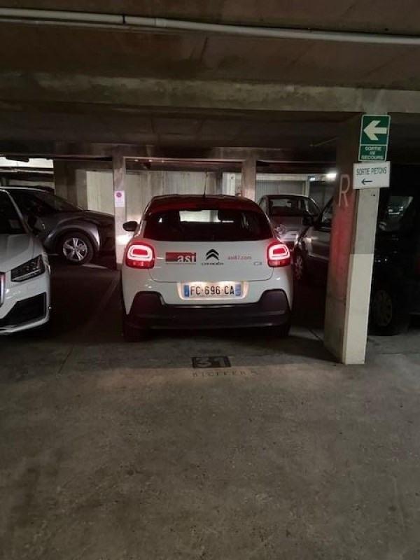 Location parking Strasbourg 110€ CC - Photo 2