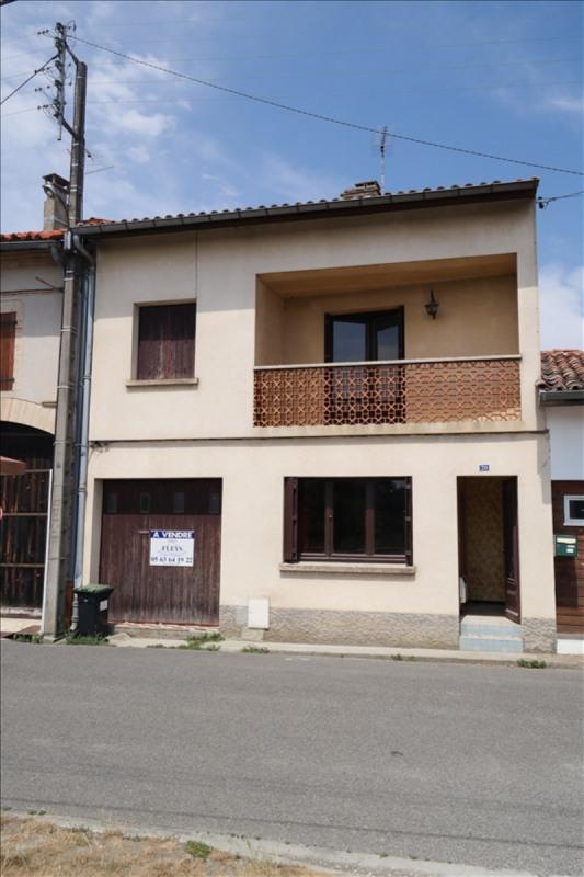 Sale house / villa Grisolles 155800€ - Picture 1