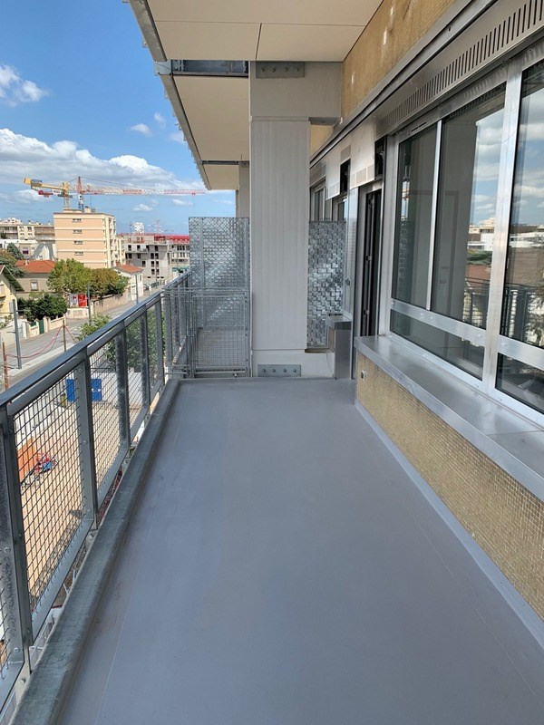 Rental apartment Villeurbanne 989€ CC - Picture 1