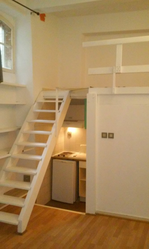 Rental apartment Toulouse 380€ CC - Picture 1