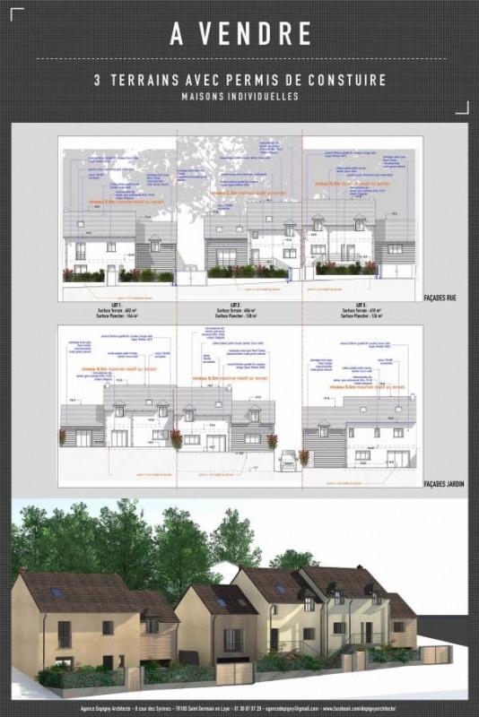 Sale site Le mesnil le roi 395000€ - Picture 1