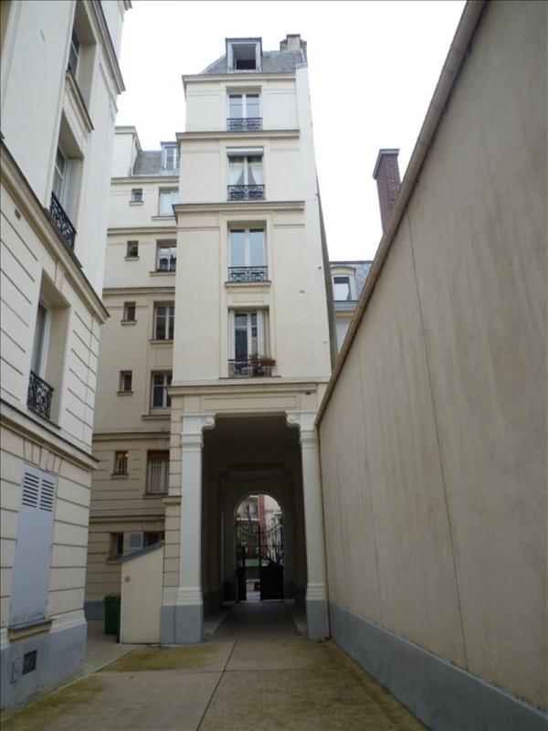 Rental apartment Paris 16ème 1144€ CC - Picture 2