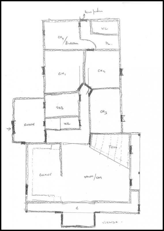 Sale house / villa Croix chapeau 300000€ - Picture 9