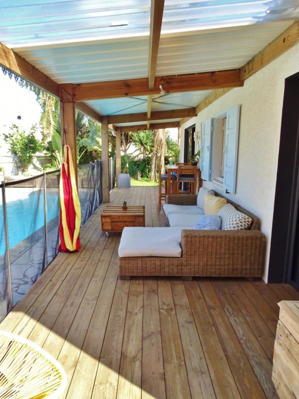 Alquiler vacaciones  casa Saint gilles les hauts 700€ - Fotografía 15
