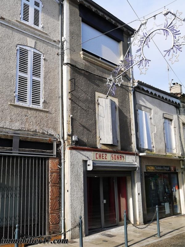 Vente immeuble Aiguillon 83 000€ - Photo 3