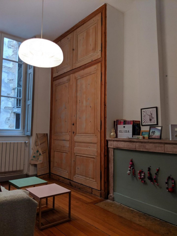 Deluxe sale apartment Lyon 1er 565000€ - Picture 7