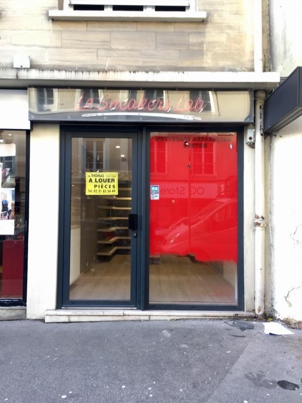 Location local commercial Caen 600€ HT/HC - Photo 1