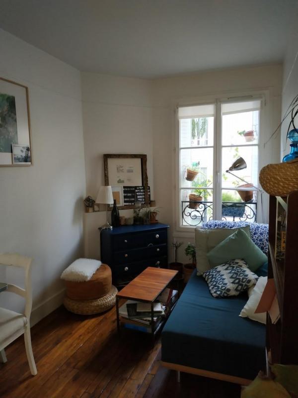 Vente appartement Paris 10ème 353600€ - Photo 1