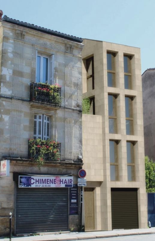 Sale apartment Bordeaux 482 504€ - Picture 1