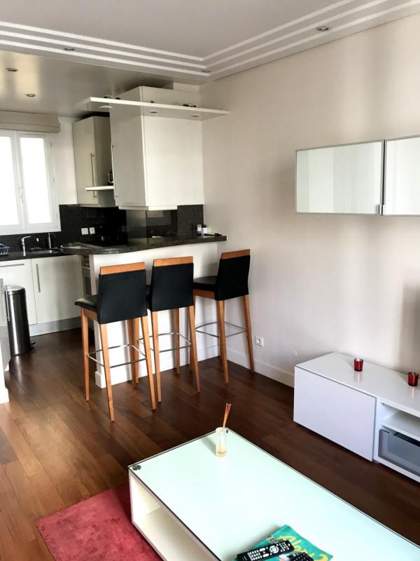 Vente appartement Paris 15ème 412000€ - Photo 1
