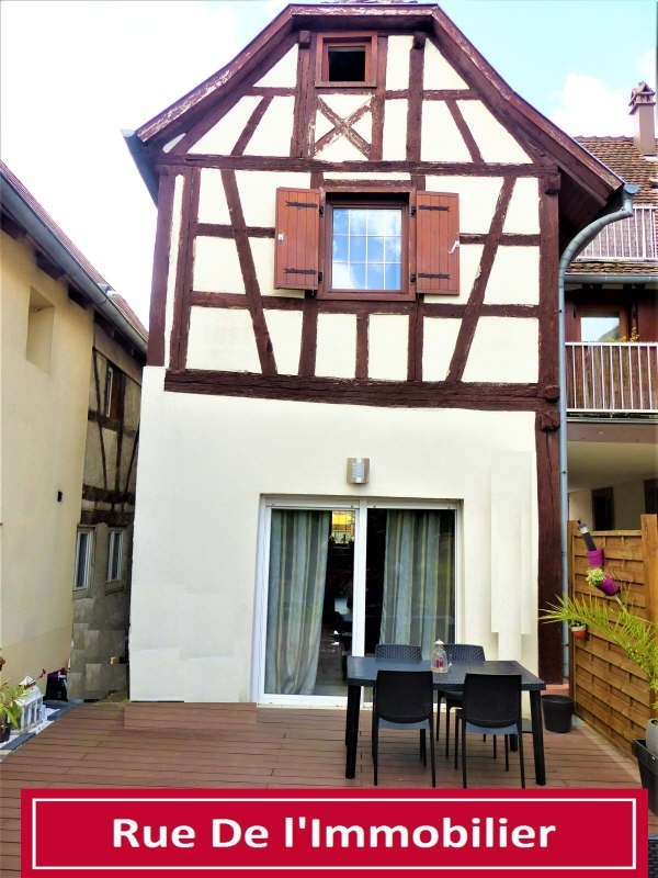 Sale apartment Weyersheim 223 990€ - Picture 4