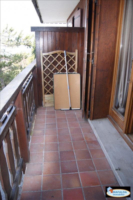 Rental apartment Mont saxonnex 333€ CC - Picture 6