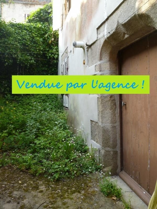 Sale house / villa Douarnenez 65000€ - Picture 1
