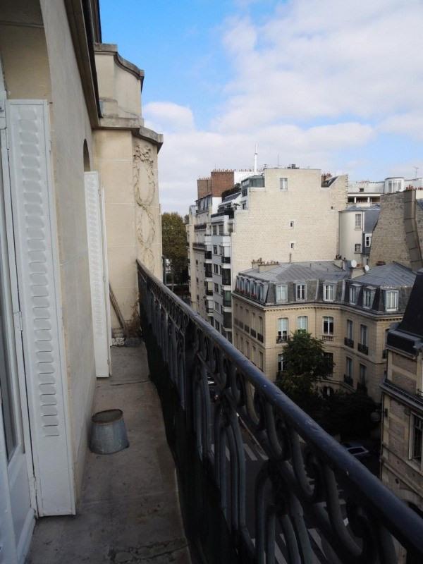 Rental apartment Paris 7ème 4900€ CC - Picture 2