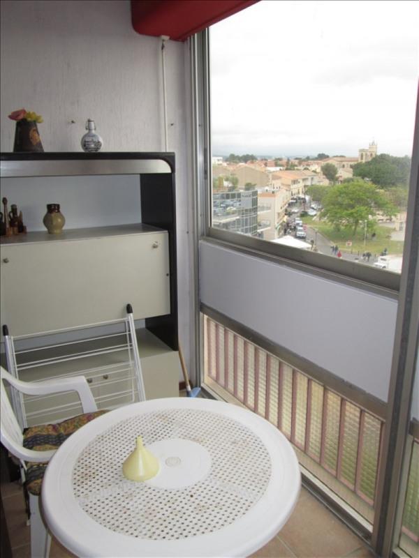 Sale apartment Balaruc les bains 92000€ - Picture 3