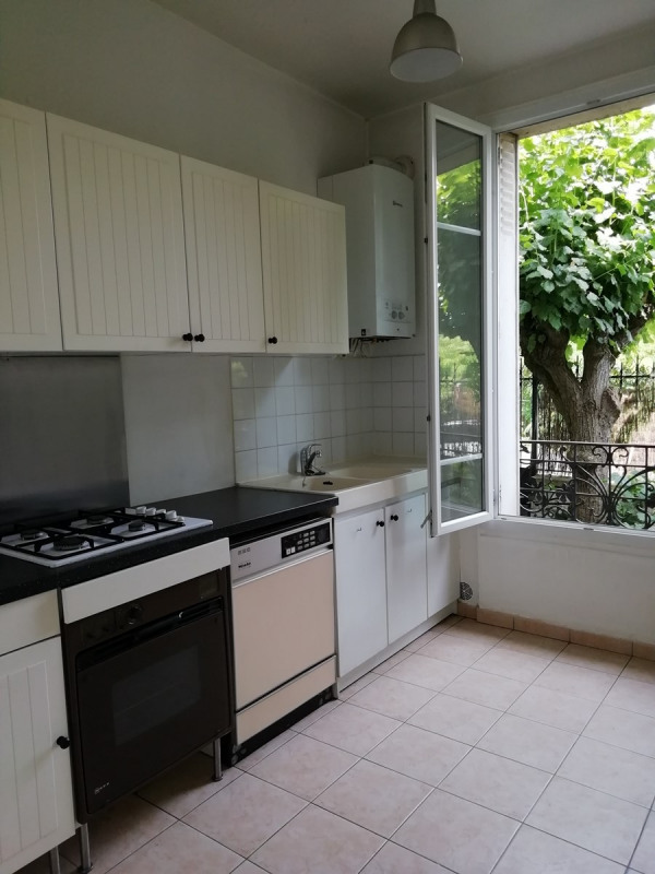 Rental apartment Colombes 1 090€ CC - Picture 3