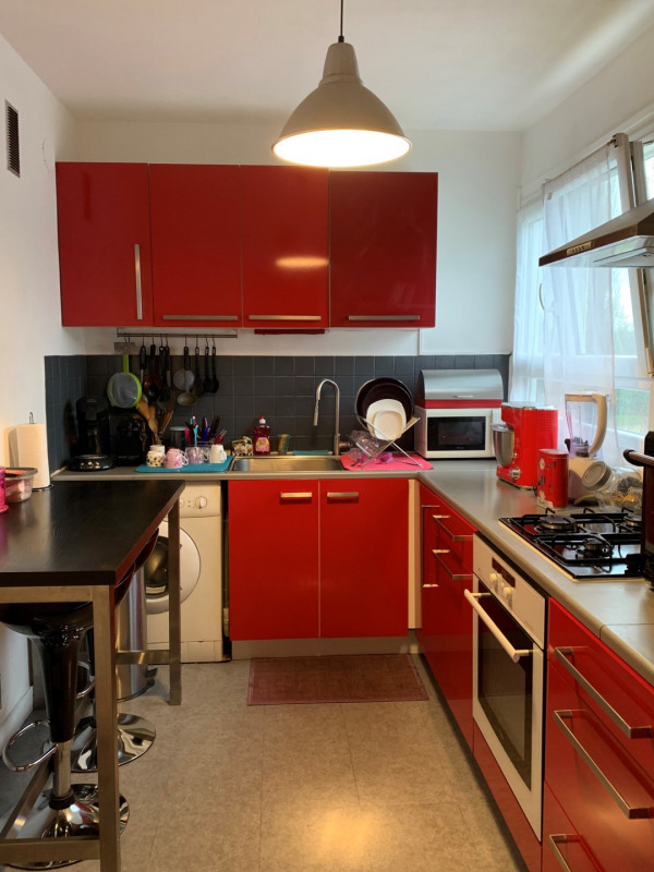 Venta  apartamento Épinay-sous-sénart 126000€ - Fotografía 2