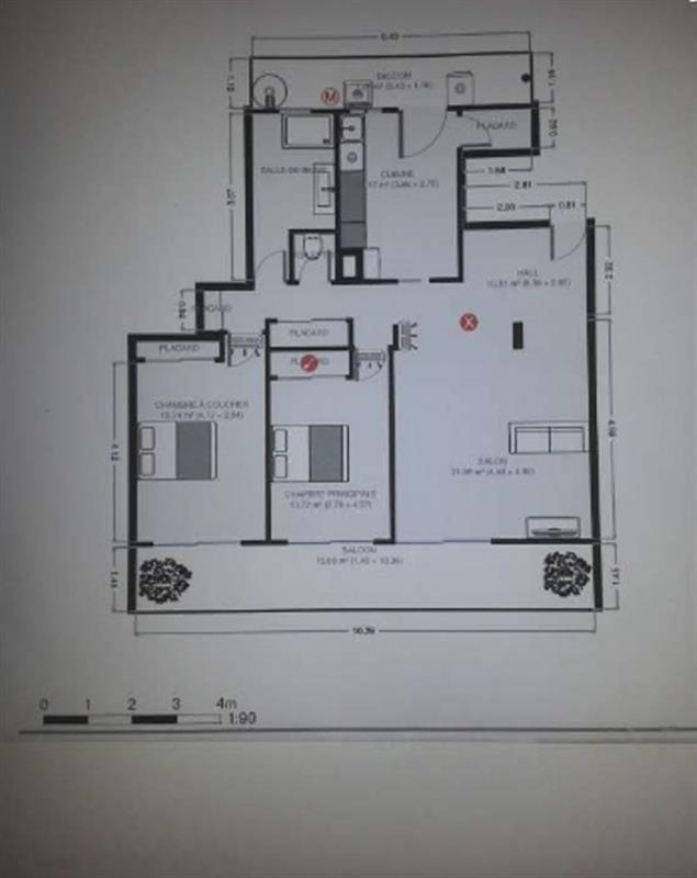 Sale apartment Ajaccio 322000€ - Picture 4