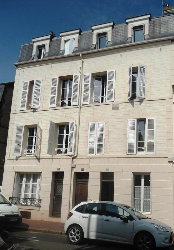 Verkoop  appartement Deauville 190600€ - Foto 1