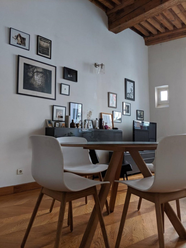 Revenda residencial de prestígio apartamento Lyon 1er 565000€ - Fotografia 6