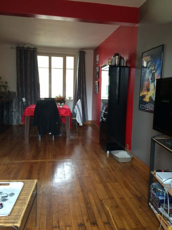 Vente appartement Poitiers 111300€ - Photo 1
