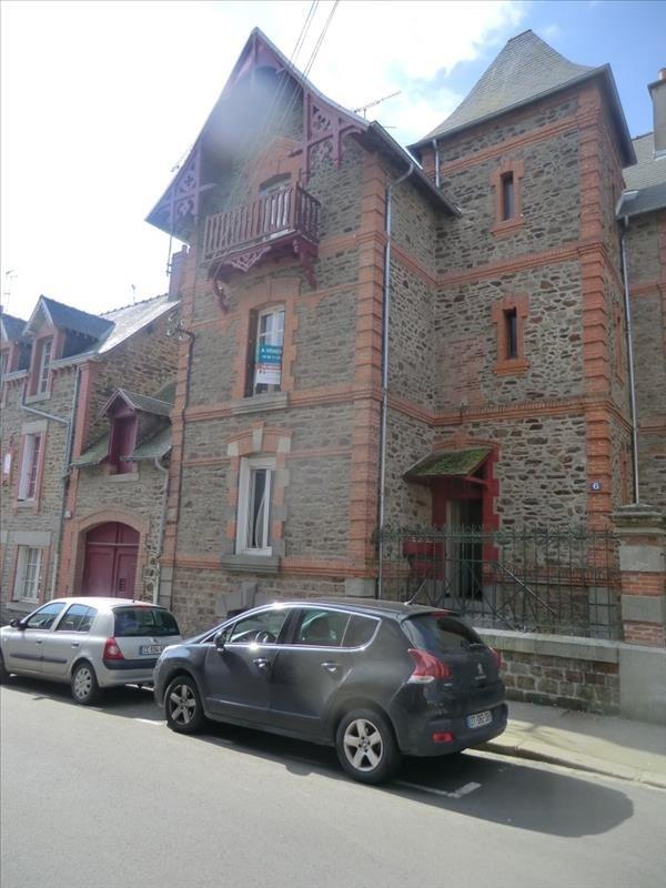 Vente immeuble Fougeres 114400€ - Photo 1