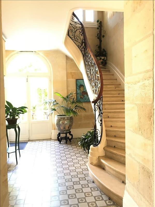 Vente de prestige maison / villa Bordeaux 1008000€ - Photo 5