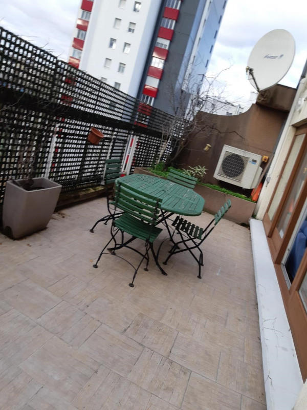 Rental apartment Paris 14ème 3550€ CC - Picture 1