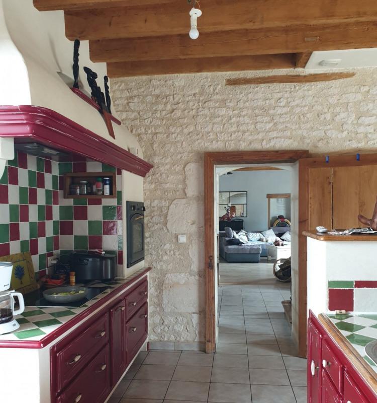 Vente maison / villa Le poire sur velluire 280000€ - Photo 4