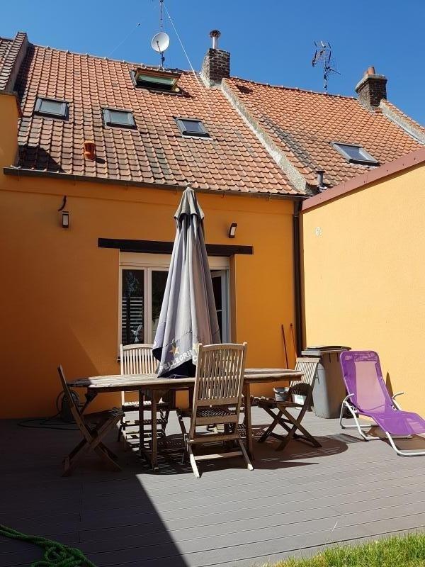 Sale house / villa Escaudoeuvres 125400€ - Picture 9
