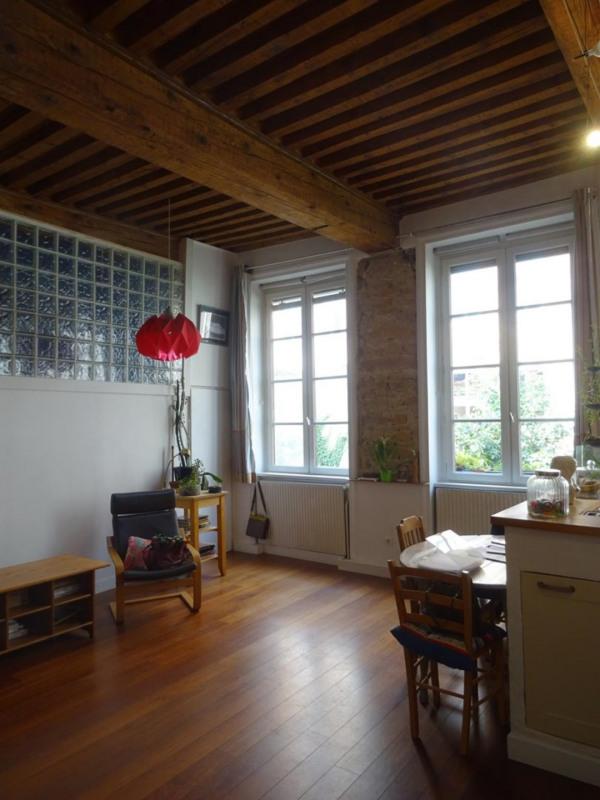 Venta  apartamento Lyon 4ème 420000€ - Fotografía 1