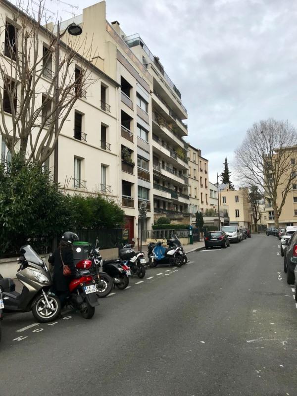 Verkoop  parkeergelegenheid Paris 20ème 22500€ - Foto 1